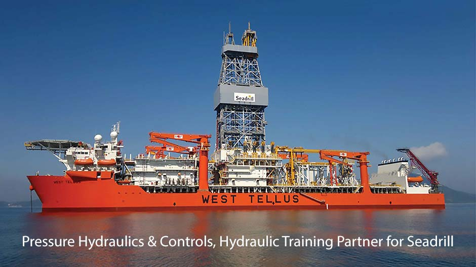 Pressure Hydraulics & Controls, Hydraulic Training Partner for Seadrill