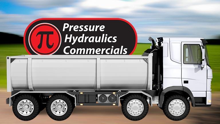Pressure Hydraulics Commercials