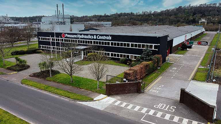 Global Headquarters Cork