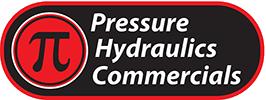 Pressure Hydraulics Commercials Logo