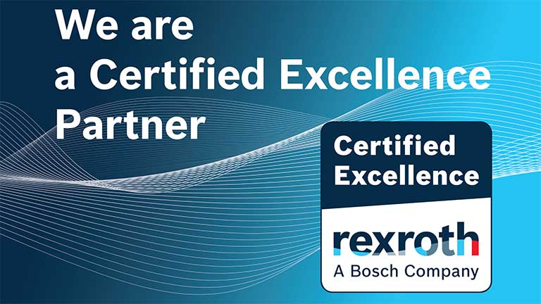 Rexroth Certified Excellence Partner