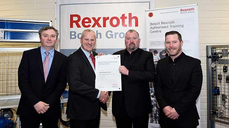 Rexroth Certificate Presentation